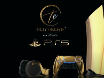 PlayStation 5 de Truly Exquisite