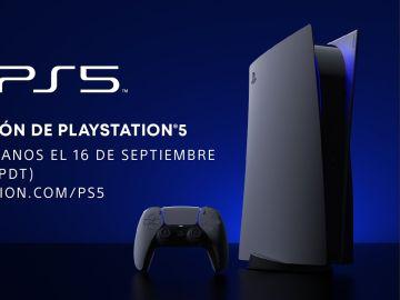 Presentación PlayStation 5