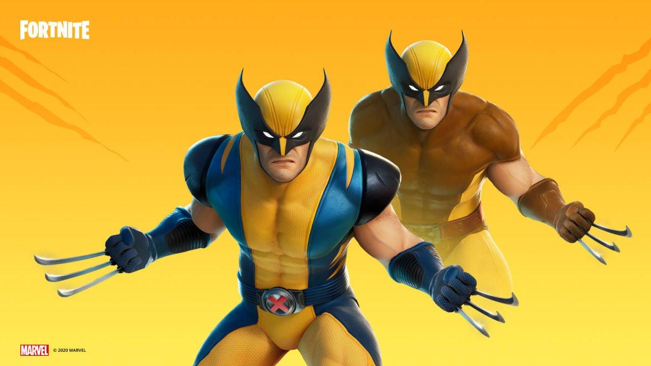 Fortnite da la bienvenida a Wolverine formando parte de su pase de batalla - VÍDEO