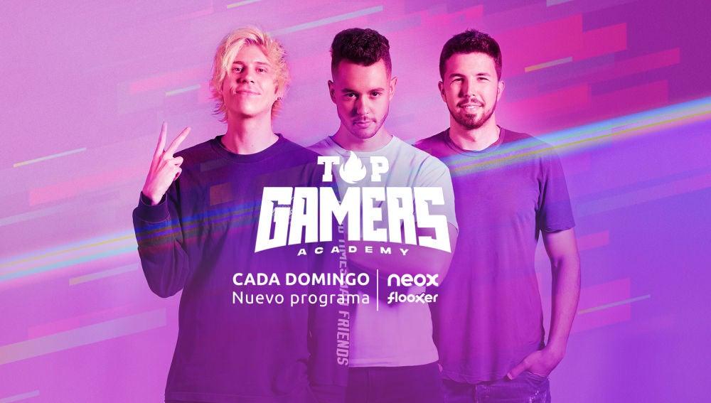 Top Gamers Academy (sección) Cada domingo