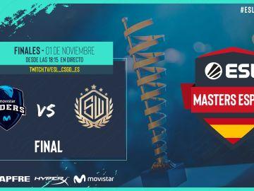 semis de la ESL Masters de España