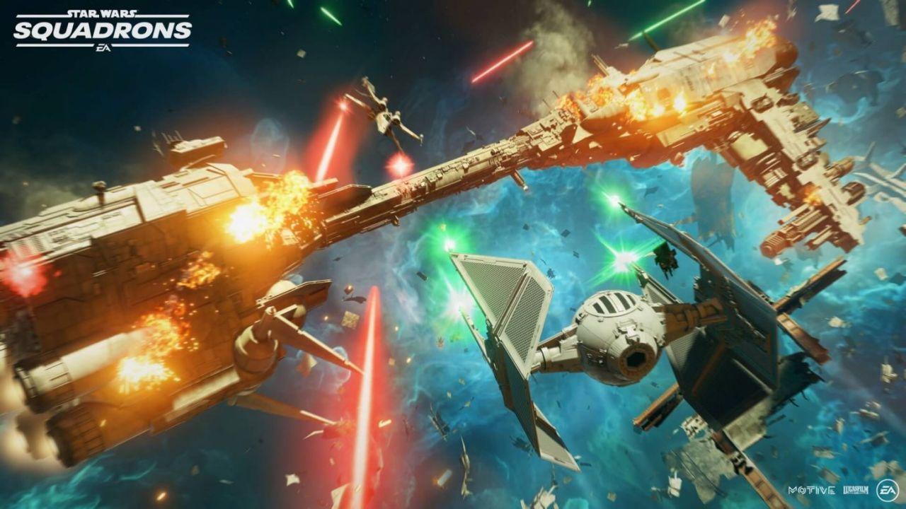 Star Wars Squadrons: Sus creadores ya trabajan en un nuevo título de la licencia - VÍDEO