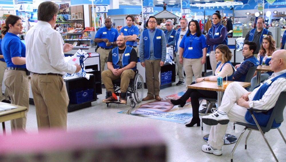 Los empleados de Superstore