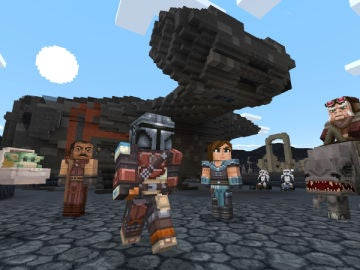 Star Wars X Minecraft