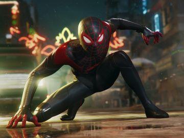 Miles Morales, uno de los personajes de Marvel que se convierten en Spider-Man