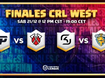 CRL West - Clash Royale