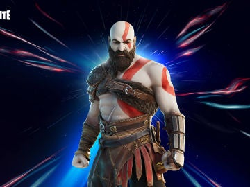 Kratos en Fortnite