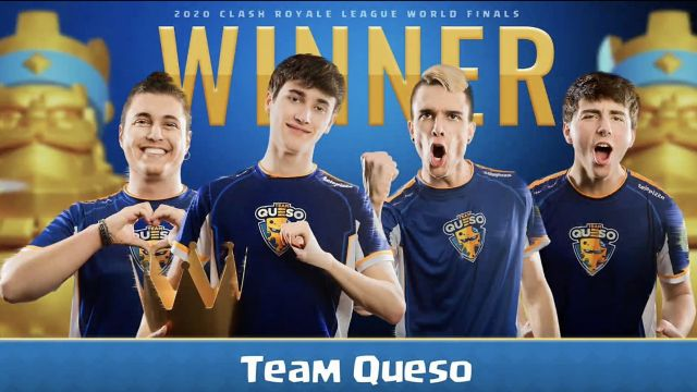 Team Queso I EsportsRoyale - Clash Royale