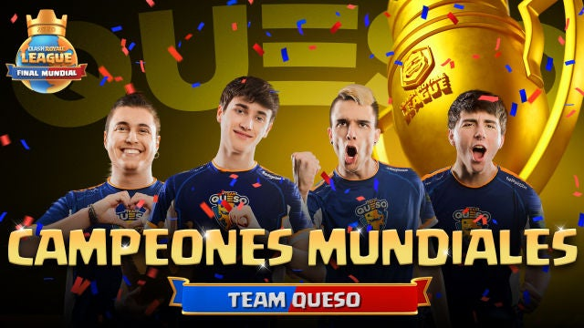 CRL World FInals I Team Queso