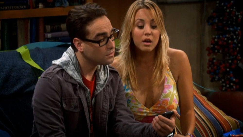 Penny y Leonard