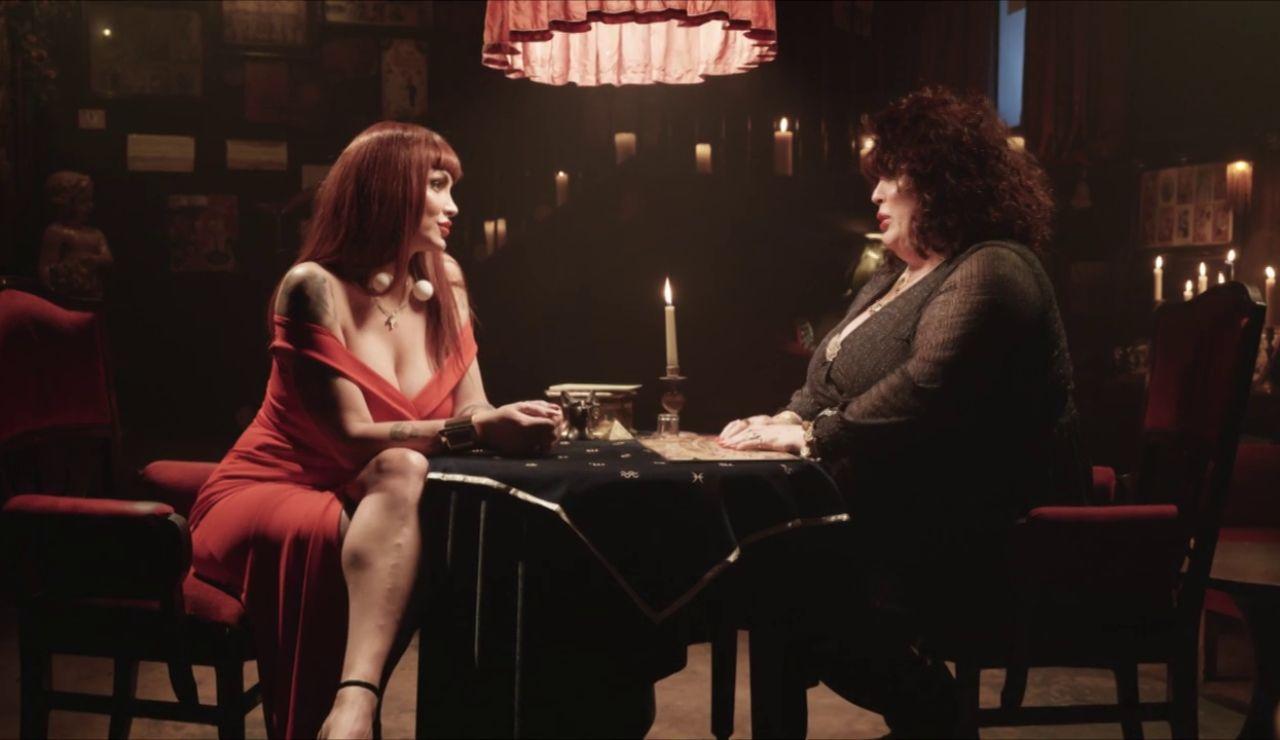 La emotiva disculpa de Cristina La Veneno a Paca La Piraña en 'Feliz Año Neox, ¡Pum! A freir leches 2020'