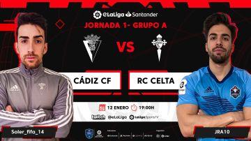 eLaLiga Santander de FIFA 21