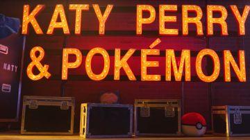 Katy Perry y Pokémon