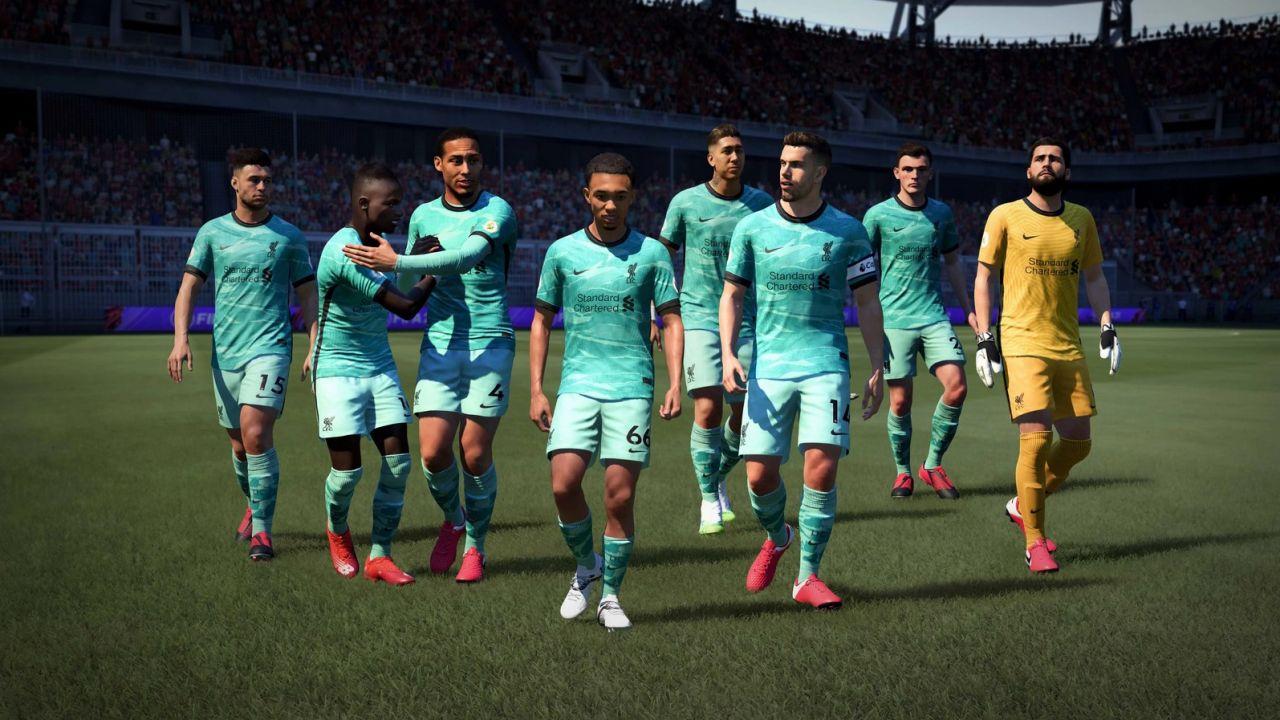 Kiko Rivera, Xuso Jones y Sergio Reguilón se verán las caras en FIFA 21 Spring Tournament - VÍDEO