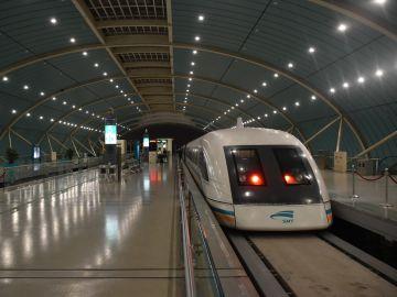 Tren chino de alta velocidad