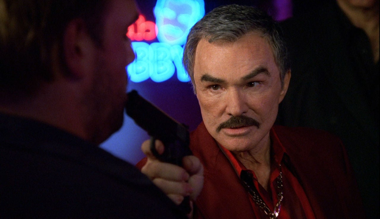 Burt Reynolds en 'Me llamo Earl'