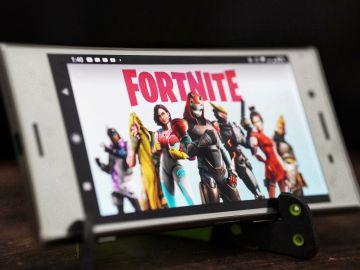 Fortnite en móviles
