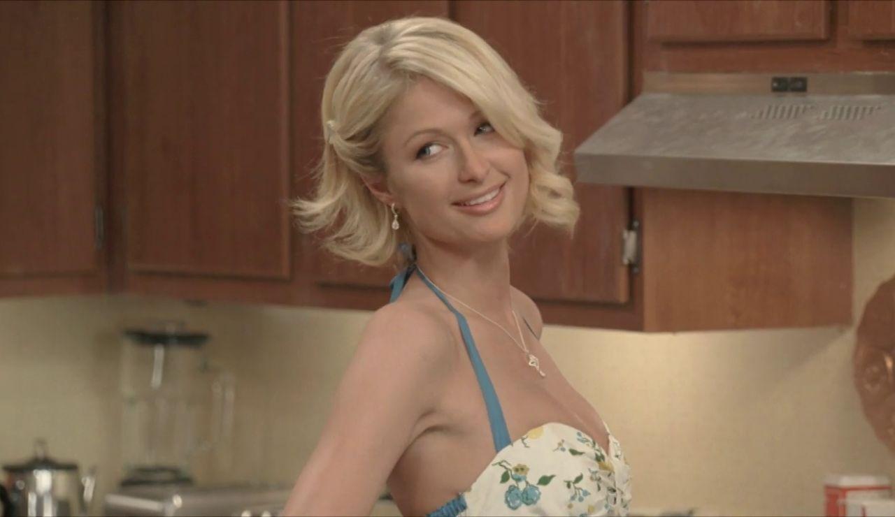 El cameo de Paris Hilton en 'Me llamo Earl' mientras él está en coma