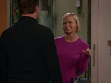 Jill no pierde la oportunidad de ligar con el psicólogo de Bonnie