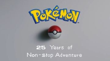 Pokémon 25 años