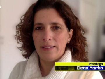 Psicóloga Elena Morán
