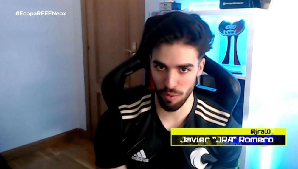 JRA, jugador de FIFA