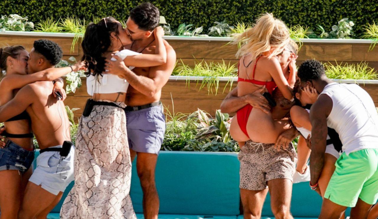 Los 5 momentos más calientes de las ediciones internacionales de 'Love Island'