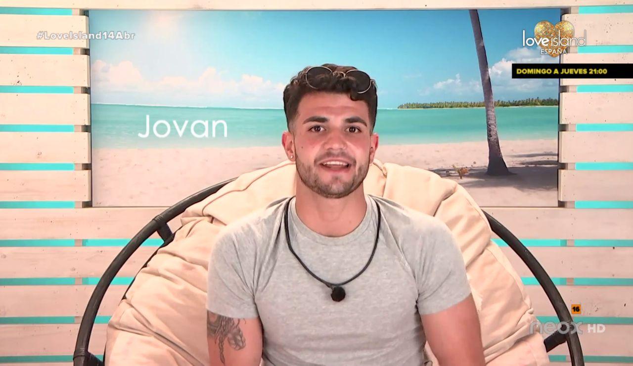 """Jovan no se cierra puertas: """"Carla me llama mucho la atención"""""""