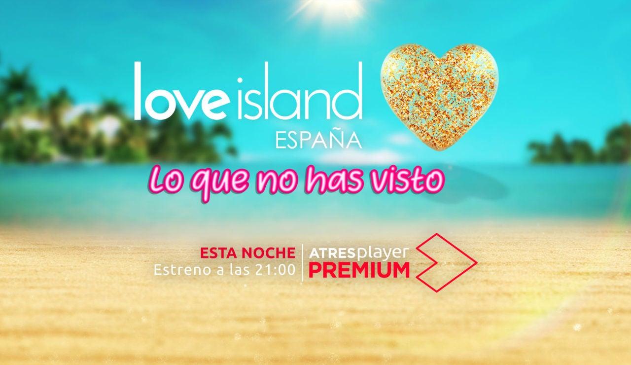 Love Island España, lo que no has visto (sección) ESTA NOCHE