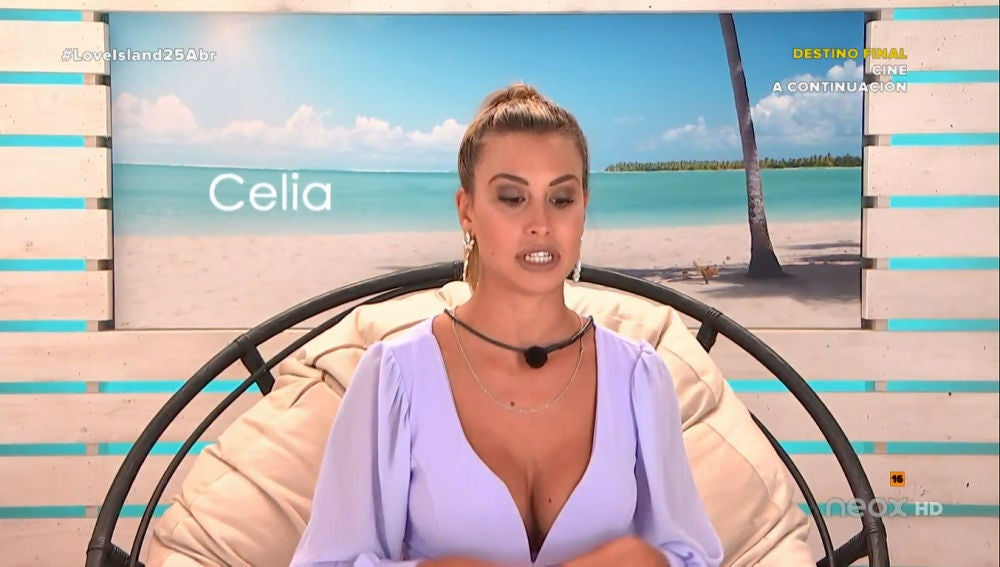Celia insegura
