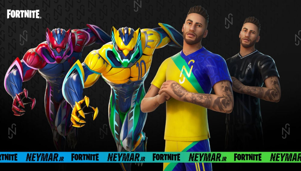 Fortnite x Neymar Jr