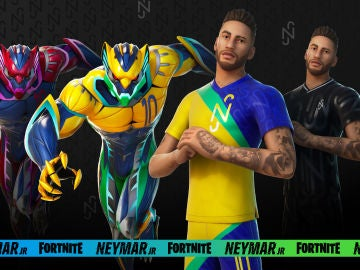 Fortnite x Neymar Jr