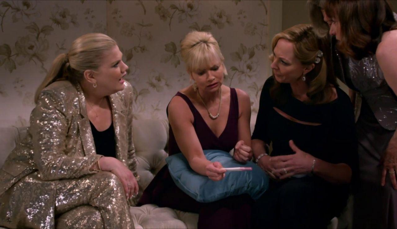 Jill se hace una prueba de embarazo: ¿Está esperando un bebé?