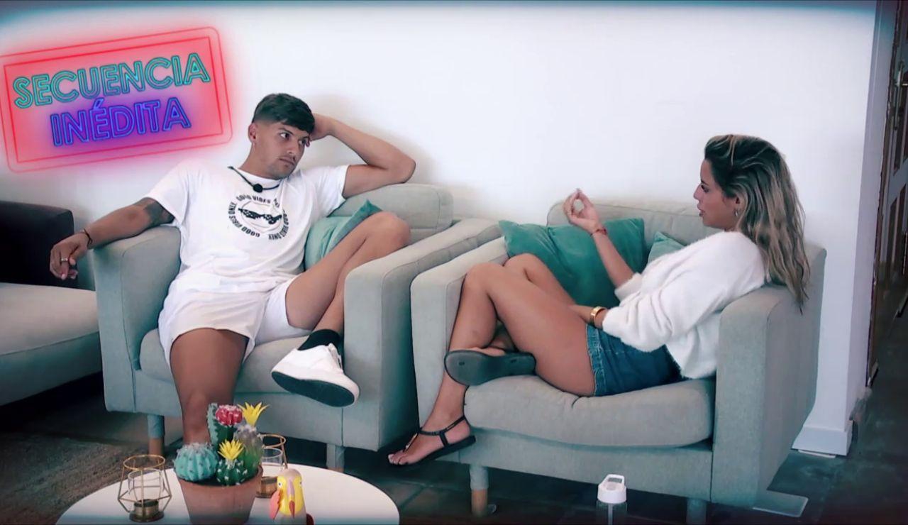 Miguel confiesa todo lo que siente por Celia estando con Cynthia