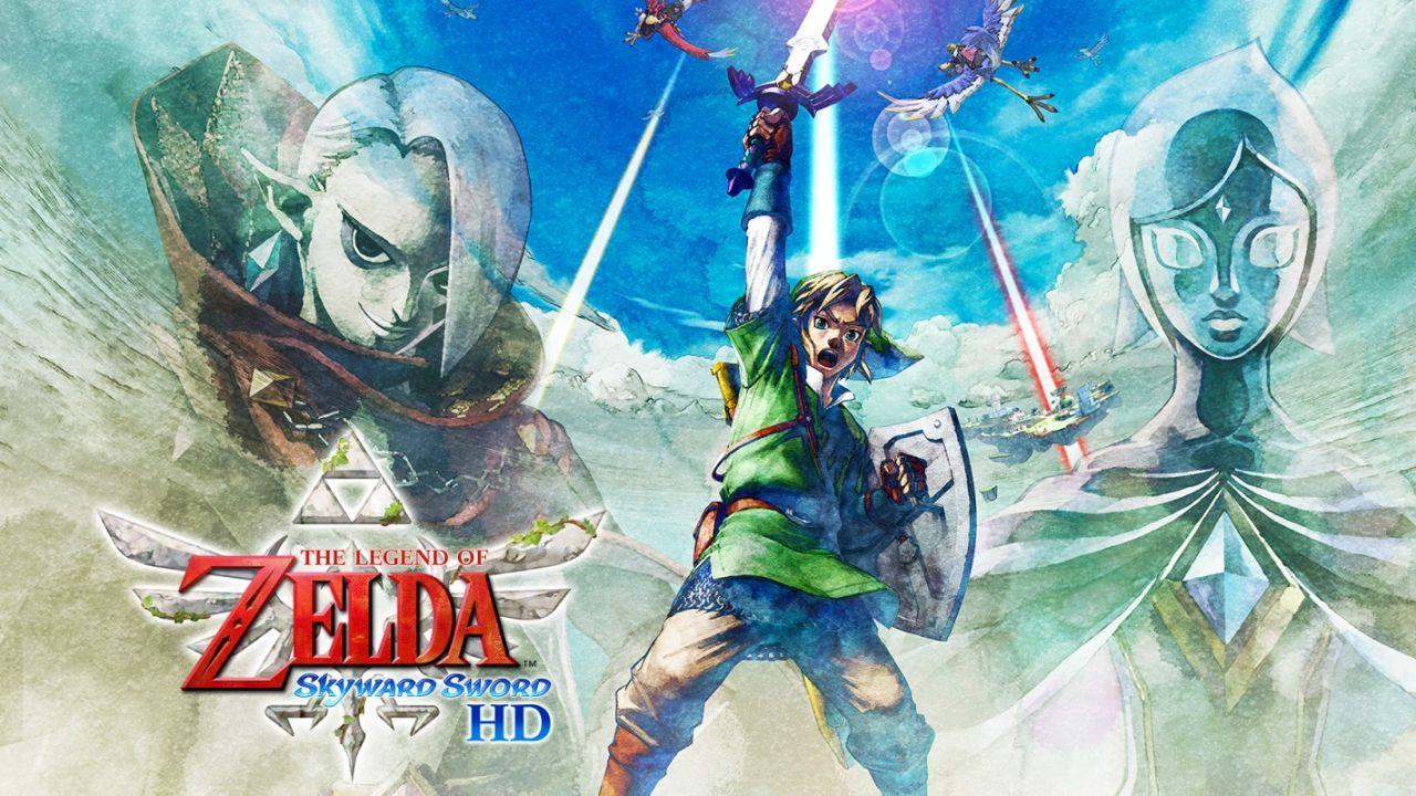 The Legend of Zelda: Skyward Sword HD - VÍDEO