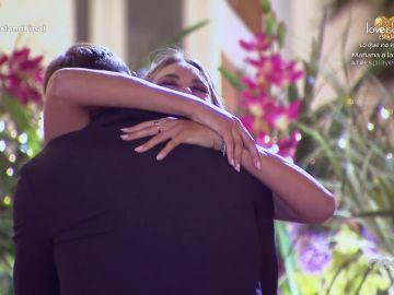 Celia y Miguel, ganadores de la primera edición de 'Love Island España'