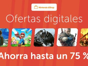 Ofertas digitales Nintendo