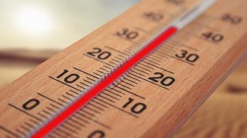 Termómetro de temperatura
