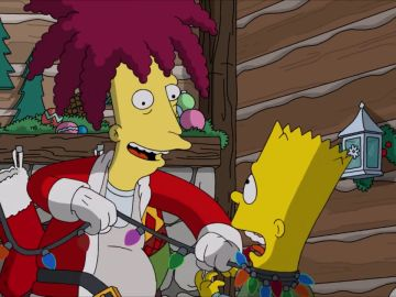 El actor secundario Bob vuelve a intentar matar a Bart