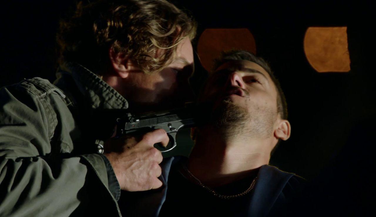 Secuestran a la mujer de Murtaugh