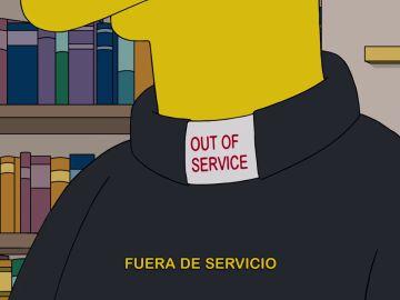 Adiós al reverendo Lovejoy