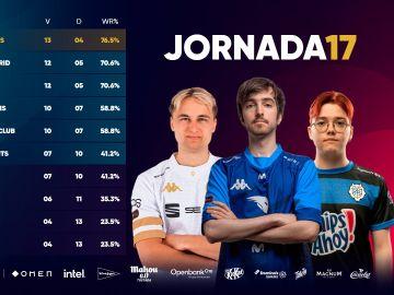 Movistar Riders toma la delantera en la Superliga