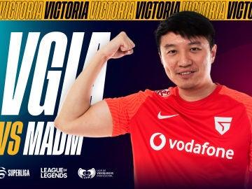 Vodafone Giants se mete en los Playoffs de la Superliga
