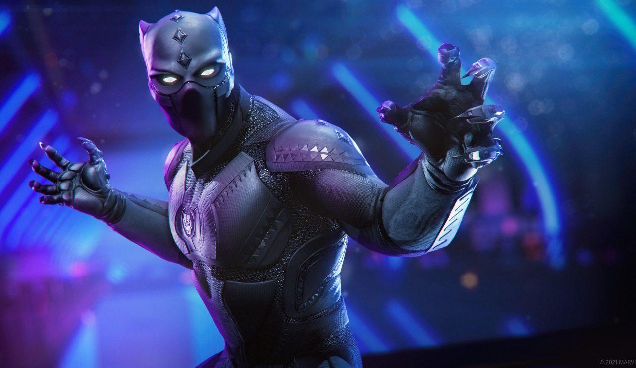 Black Panther en Marvel's Avengers