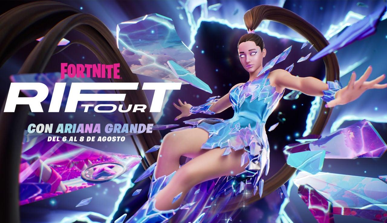Rift Tour Fortnite