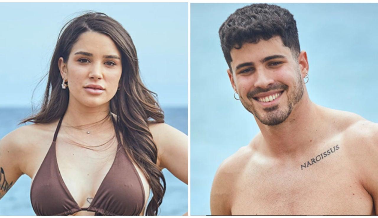 Marina y Pedro