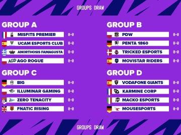 Arranca el Main Event del European Masters