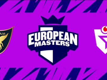 UCAM Esports y Giants se estrenan con victoria en el European Masters