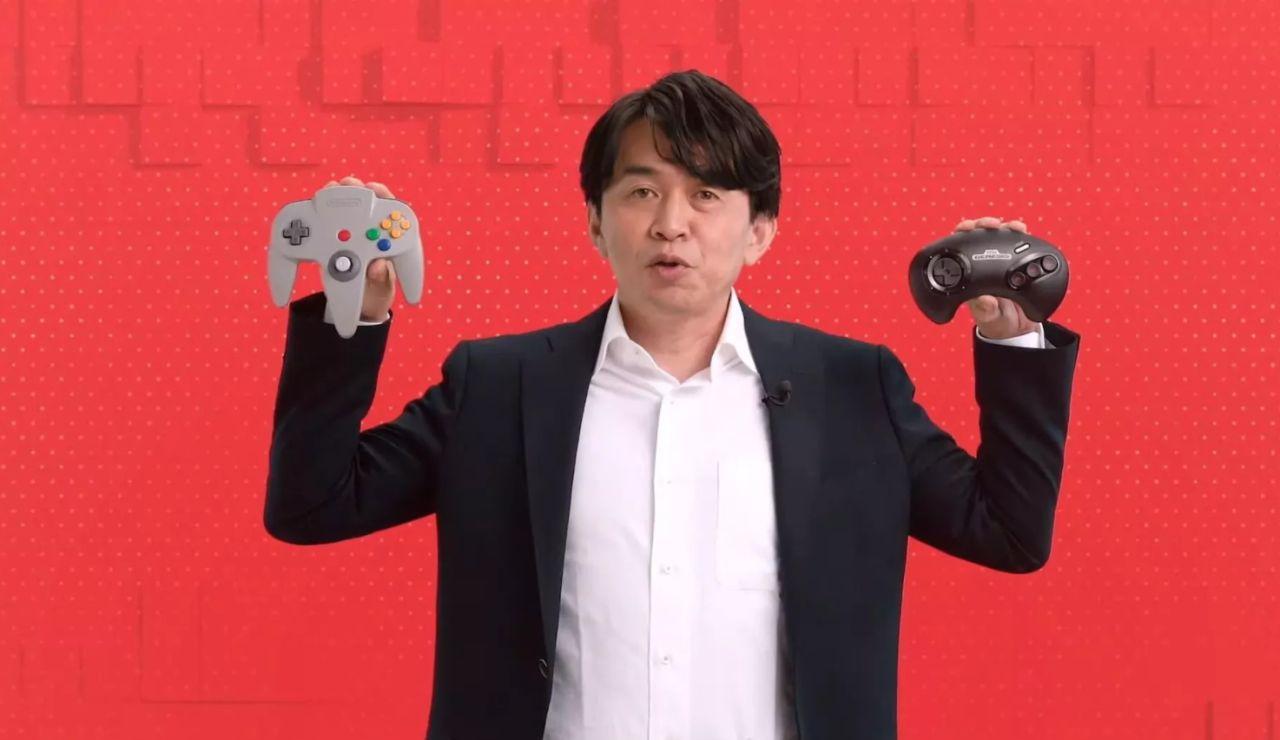 Mandos de Nintendo 64 y SEGA Megadrive