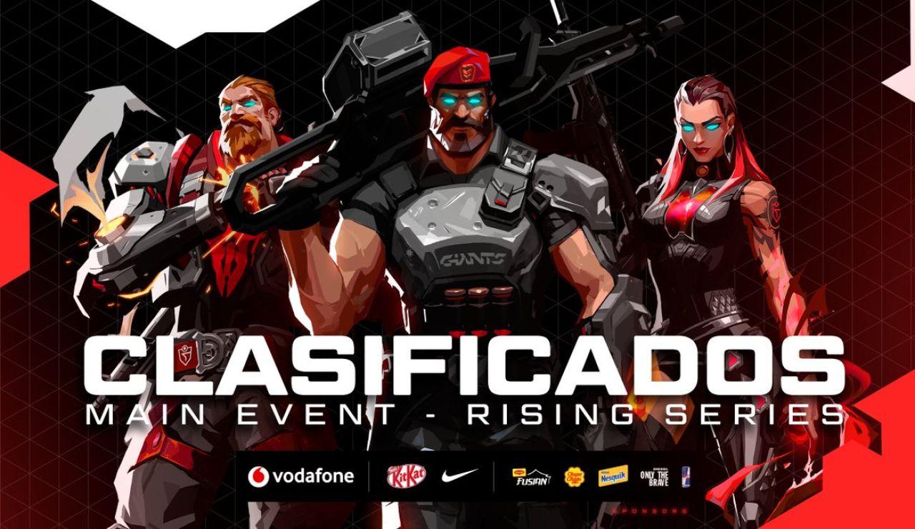Rising Series #4: Giants encabeza los equipos españoles del próximo torneo